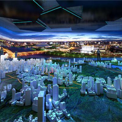 城市规划馆空间设计的一般要求有哪些