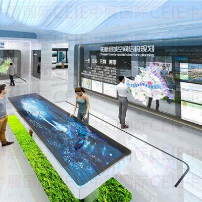 科技馆展厅设计中的风格区分