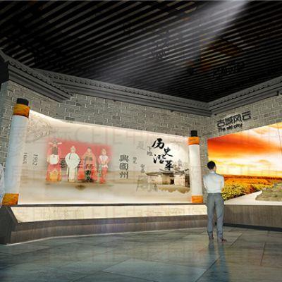 文化主题馆展览设计该如何衡量