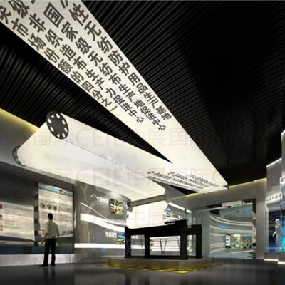 红色党建馆空间设计中互动体验的作用