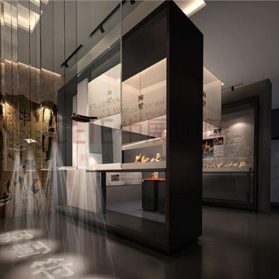 湖南文化展馆设计文物与展品陈列的要求