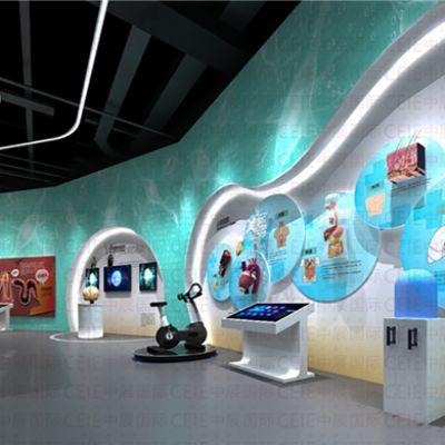 【展馆设计公司】著名展览馆设计案例