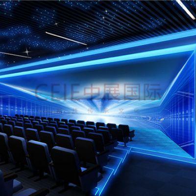 科技馆多功能厅设计流程善于利用数字化媒体_展厅设计
