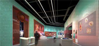 【展馆设计公司】博物馆布展设计公司排名,设计公司哪家好