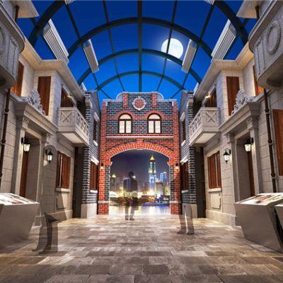 关于展厅设计展览馆设计你需要知道什么?