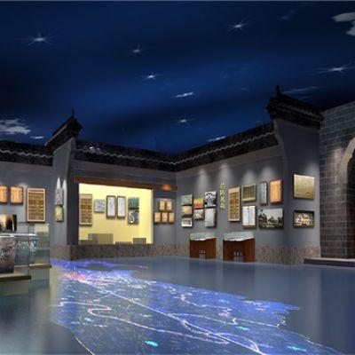 你知道哪些展览馆展厅设计风格?