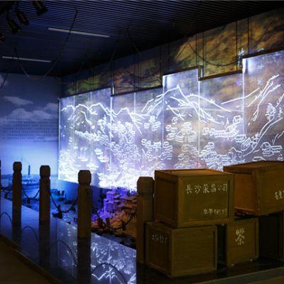 展览馆展示设计案例中应该注意哪些细节