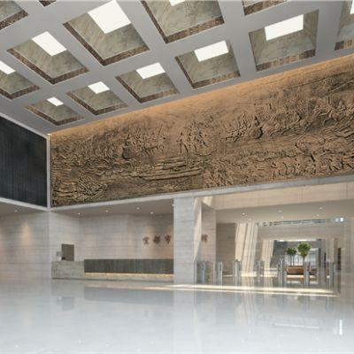 展览馆设计公司不建议做开放式展览馆设计是为何?