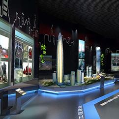 文化主题馆多功能厅设计关键要素,展陈空间不同的特征