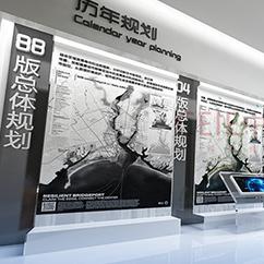 四川科技馆设计理念,注重陈展空间以及群众观展的舒适性