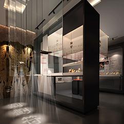 浙江科普馆设计信息化,借用信息技术创造舒适的陈展空间