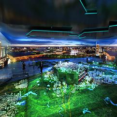 哈尔滨党风廉政宣教馆设计对数字化媒体如何运用