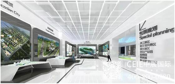 中展文旅对阳新规划展览馆布展方案 第5张图片