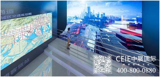中展文旅对阳新规划展览馆布展方案 第6张图片